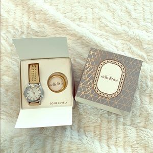 Stella & Dot Icon Convertible Watch